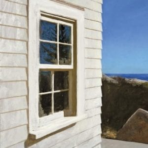 Bo Bartlett October Morning Painting